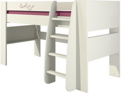 Кровать двухъярусная КРД120-1Д0