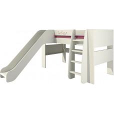 Кровать двухъярусная КРД120-2Д0