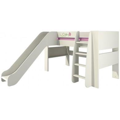 Кровать двухъярусная КРД120-2Д1