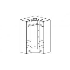 Шкаф СП-002-18 (ольха+патина)
