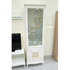 Шкаф витрина МН-120-01