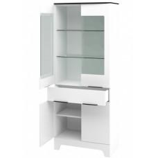 Шкаф широкий комбинированный МН-128-11