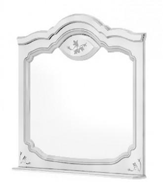 Зеркало Орхидея СП-002-19 (белый)