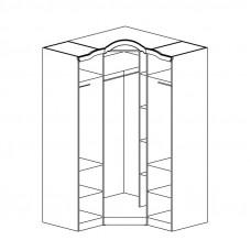 Шкаф СП-002-18 (белый)