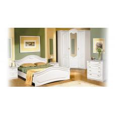 Спальня Орхидея (белый)