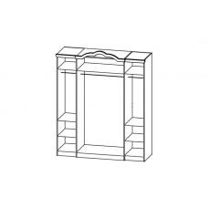 Шкаф СП-002-14 (ольха+патина)