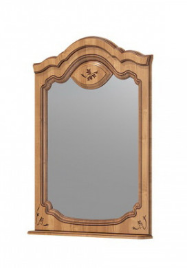 Зеркало Орхидея СП-002-17 (ольха+патина)