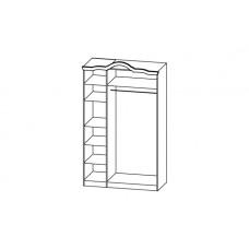 Шкаф СП-002-13 (ольха+патина)