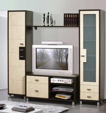 Модульная гостиная Домино (вариант 2)