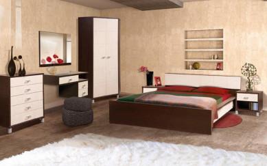 Спальня Домино Венге 1