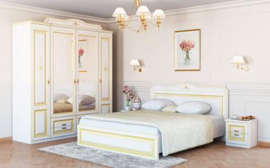 Спальня Роза 1