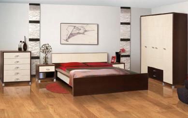 Спальня Домино Венге 2
