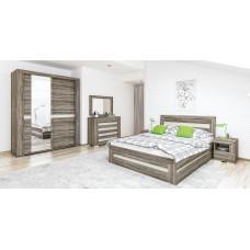 Спальня Кристалл композиция 1