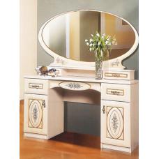 Туалетный столик с зеркалом Василиса